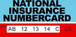UK National Insurance number Generator